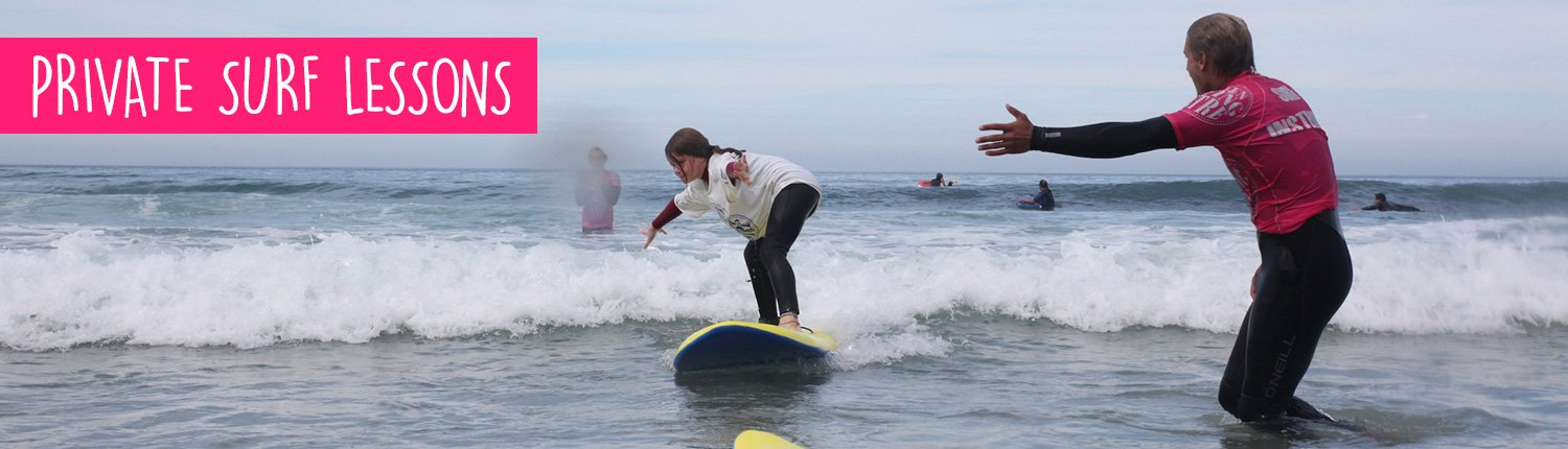 Private Surf Lessons with Sennen Surfing Centre